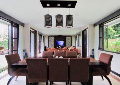 Villa Amrita Ruang Makan
