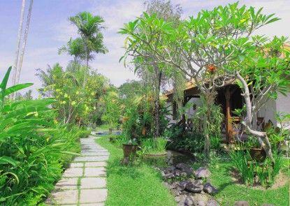 Villa Chempaka Ubud Teras