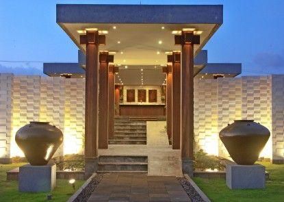Villa Danoya Seminyak Pintu Masuk