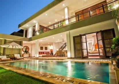 Villa Danoya Seminyak Kolam Renang Pribadi