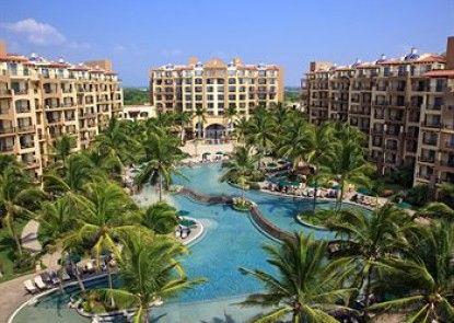 Villa Del Palmar Flamingos Beach Resort and Spa Teras
