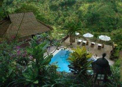Villa Indah Ubud Sekitarnya