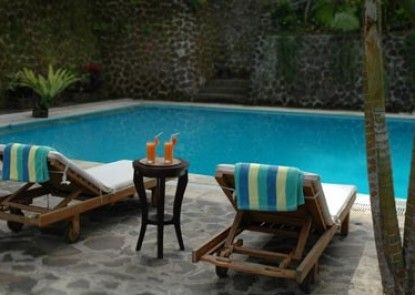 Villa Indah Ubud Kolam Renang