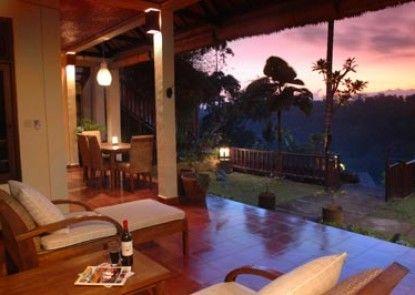 Villa Indah Ubud Pemandangan