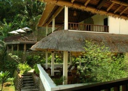 Villa Indah Ubud Eksterior