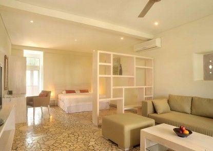 Villa Kresna Boutique and Suites Teras