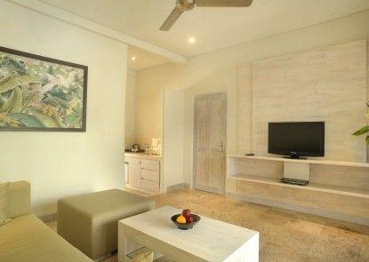 Villa Kresna Boutique and Suites Ruang Tamu