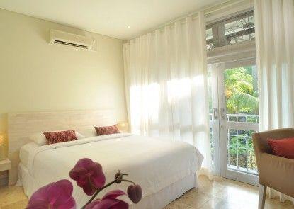 Villa Kresna Boutique and Suites Kamar Tamu