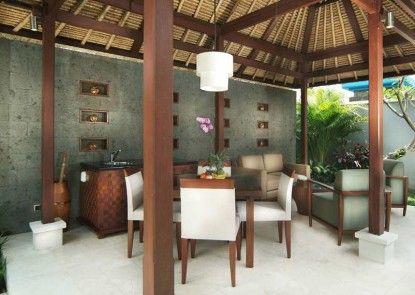 Villa Mahapala Bali Ruang Makan