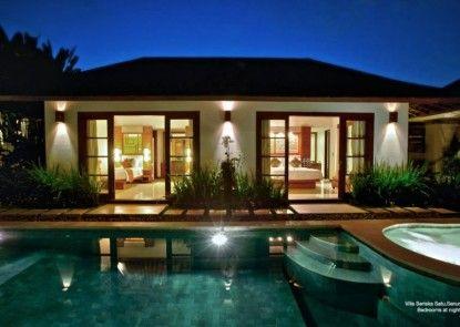 Villa Seriska Satu Sanur Bali Teras