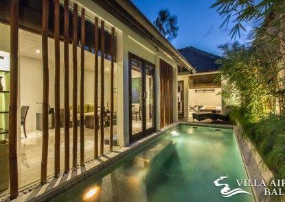 Villa Air Bali Boutique Resort & Spa Kolam Renang Pribadi