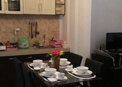Villa Asri Ruang Makan