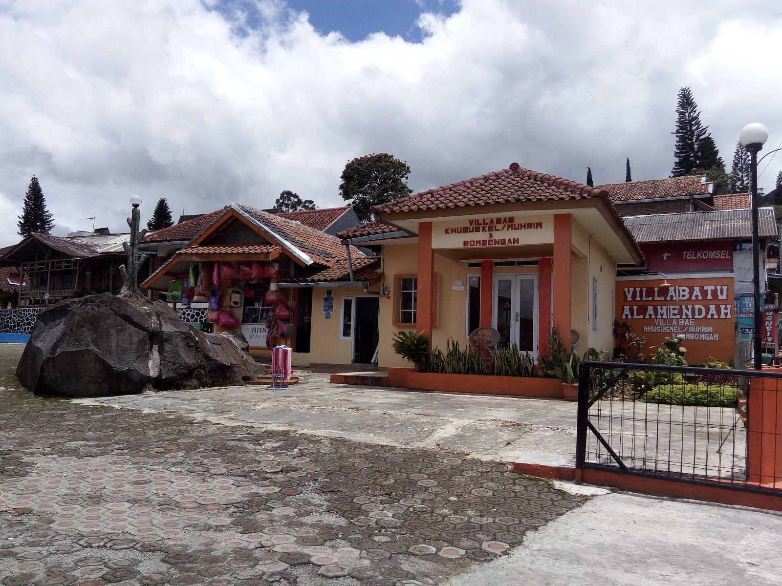 Villa Batu Alam Endah, Bandung