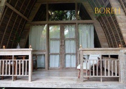 Villa Boreh Beach Resort and Spa Teras
