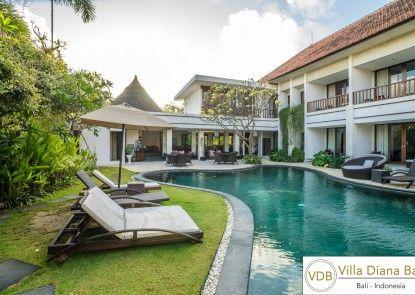Villa Diana Bali Kolam Renang