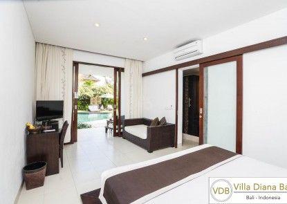 Villa Diana Bali Kamar Tamu