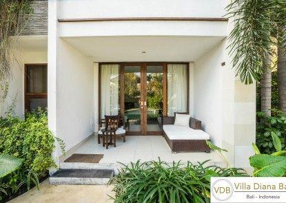 Villa Diana Bali Teras