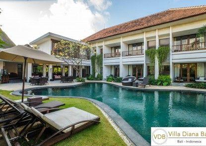 Villa Diana Bali Fasilitas Rekreasi