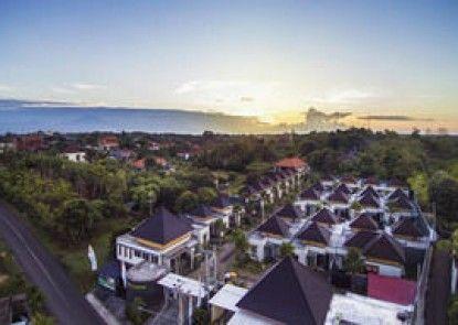Villa Garden Umah D'Kampoeng Teras