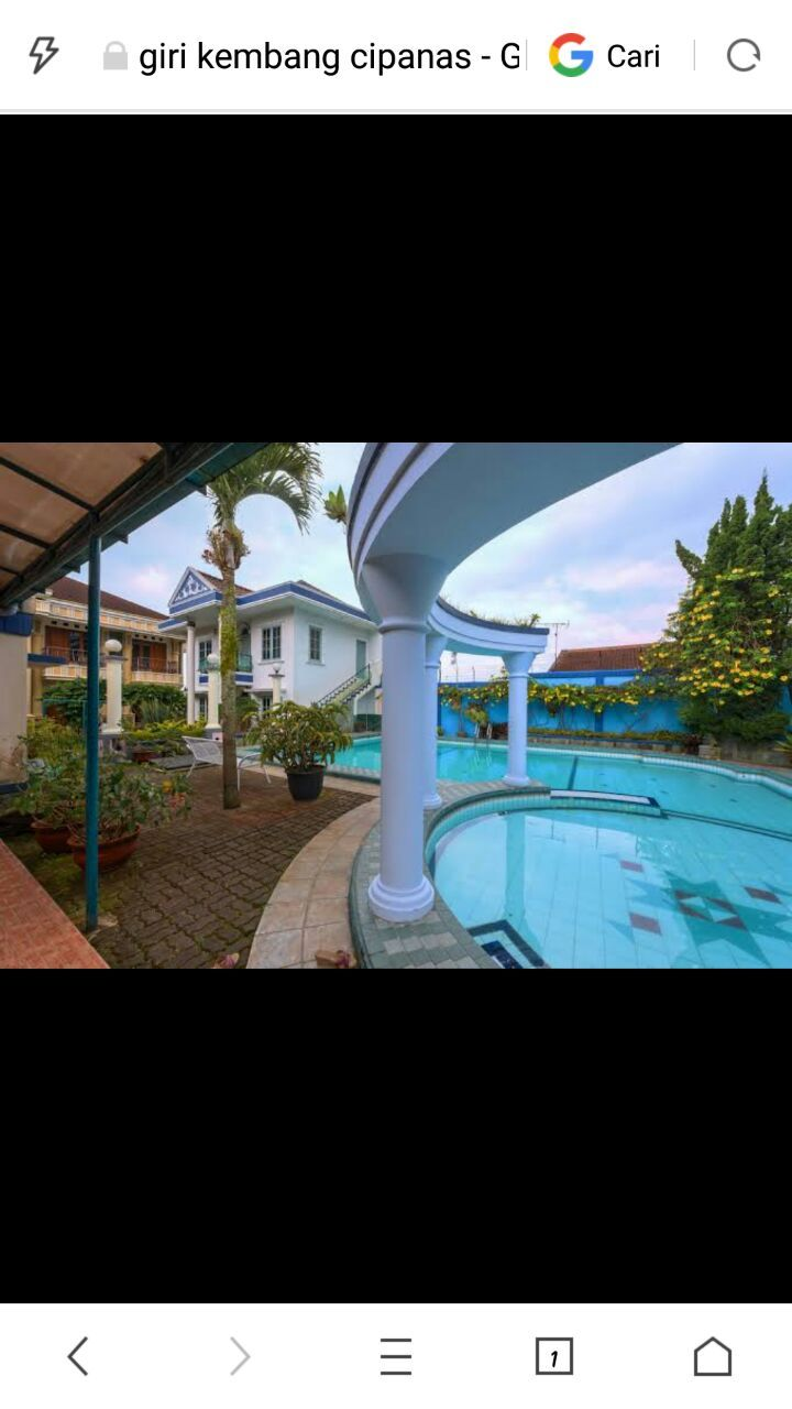 Villa Giri Kembang, Cianjur