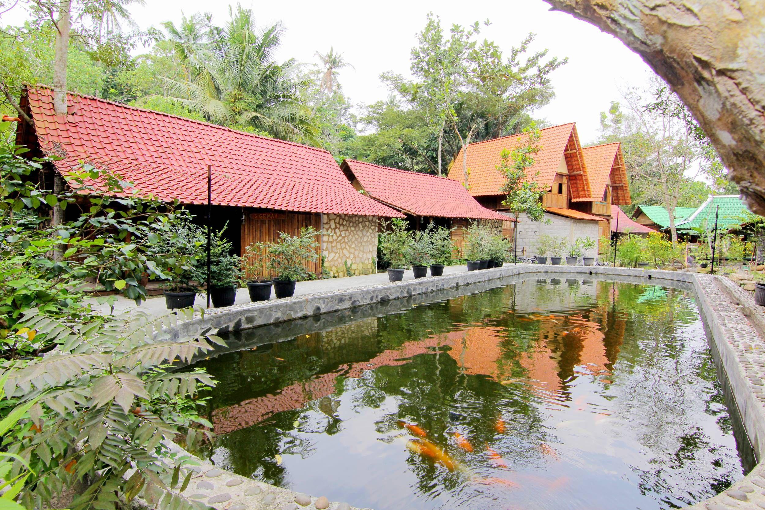 Villa Kampung Ayem, Sleman