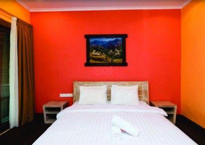 Villa Karang Hotel & Restaurant Kamar Tamu