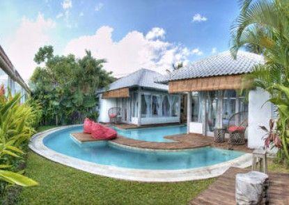 Villa Laksmana Hideaway 1 Teras