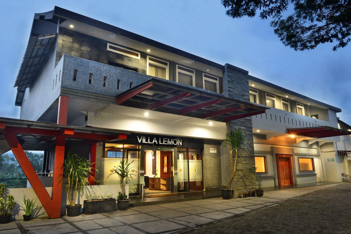Villa Lemon, Bandung