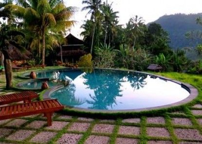 Villa Lihat Sawah Teras
