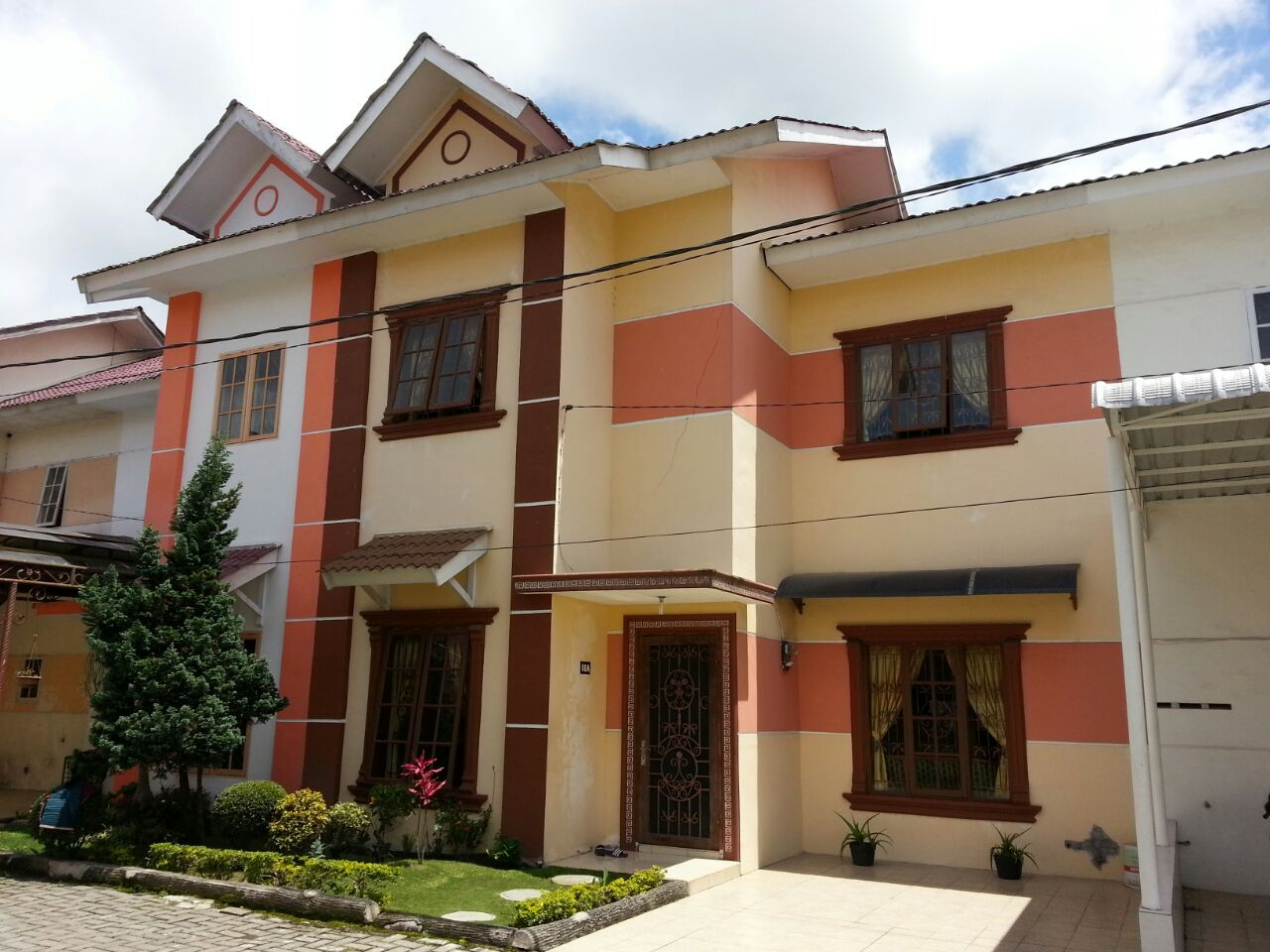 Villa Mutiara Asri Berastagi, Karo