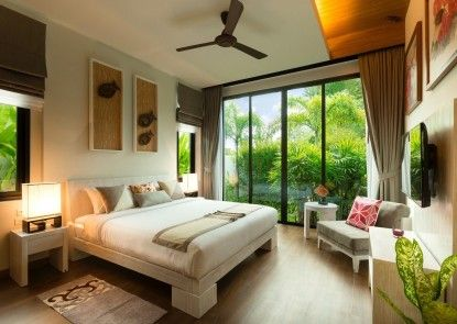 Villa Nadya 3 bedroom pool villa Phuket