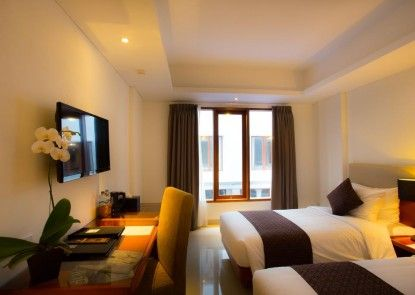 Villa Nian Luxury And Spa Ubud Teras