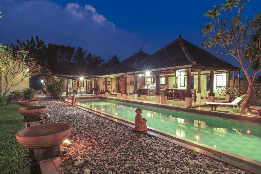 Villa Padi Pakem Yogyakarta