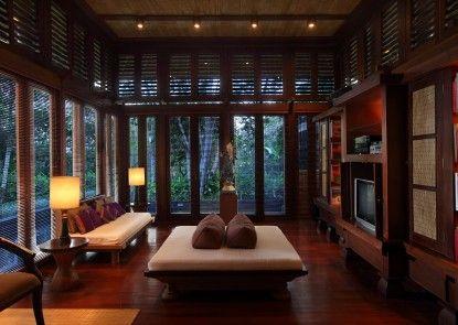 Villa Puri Candikuning Interior