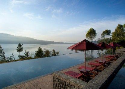 Villa Puri Candikuning Kolam Renang Utama