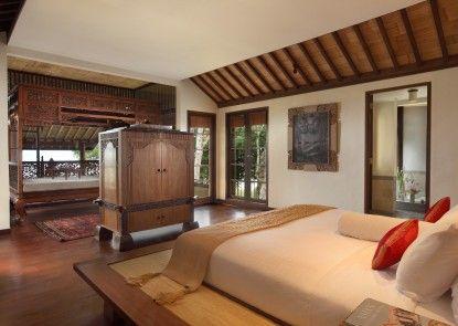Villa Puri Candikuning Kamar Tamu