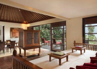Villa Puri Candikuning Ruang Tamu