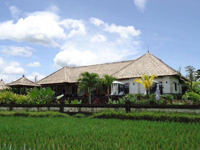 Villa Rumah Lotus, Gianyar