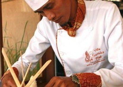 Villa Seriska Dua Sanur Bali Teras
