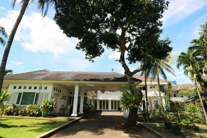 Villa Sri Manganti, Jakarta Timur