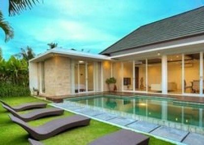 Villa Umah Putih Teras