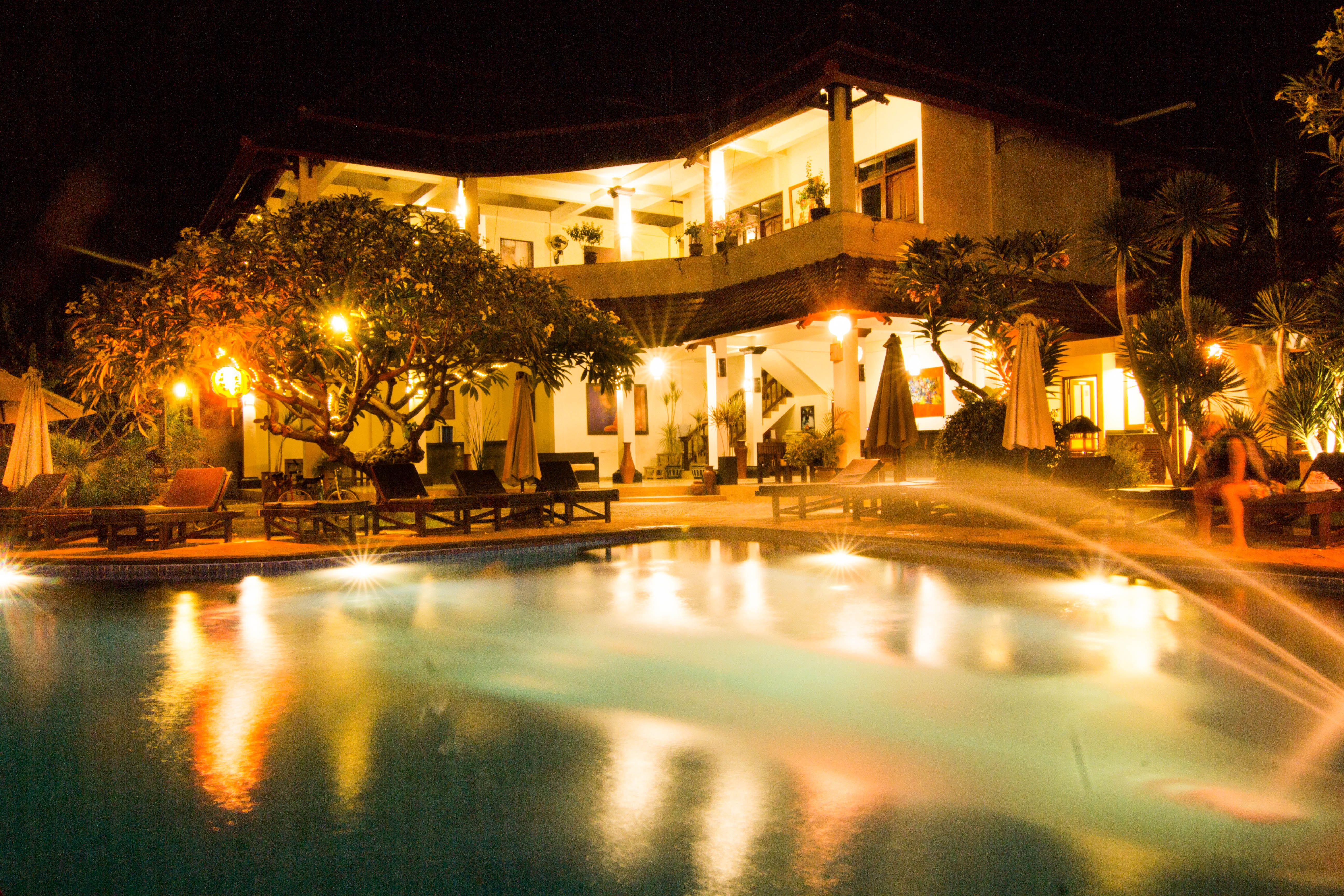 Villa Unggul, Kepulauan Gili
