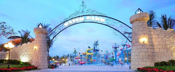 harga tiket Vinpearl Land Phu Quoc Theme Park Ticket