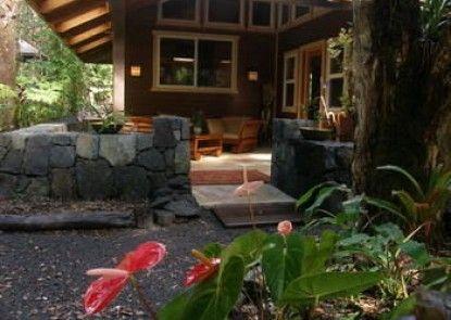 Volcano Mist Cottage