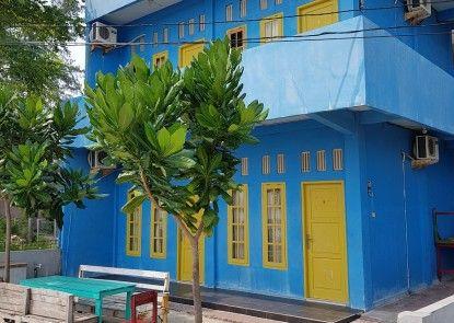 V Stay Villa Pulau Pramuka Teras