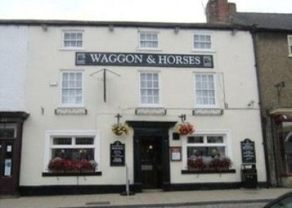 Waggon and Horses
