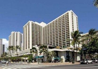 Waikiki Beach Marriott Resort & Spa Teras