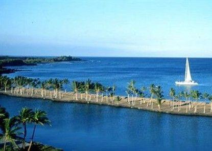 Waikoloa Beach Marriott Resort & Spa Teras