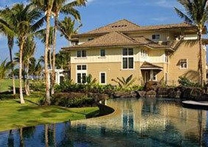 Waikoloa Fairway Villas Teras