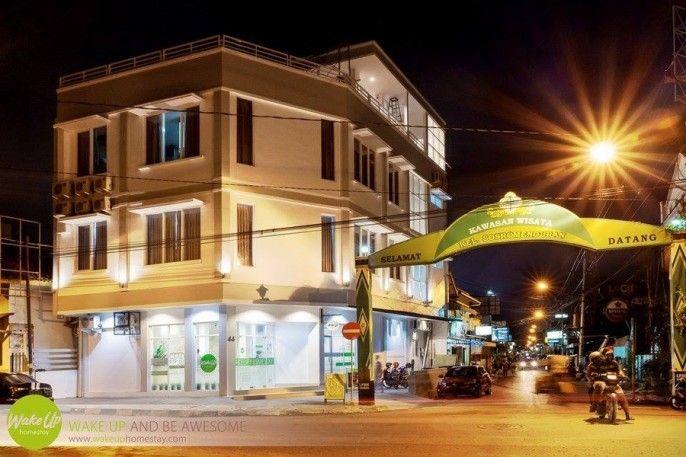 Wakeup Homestay, Yogyakarta